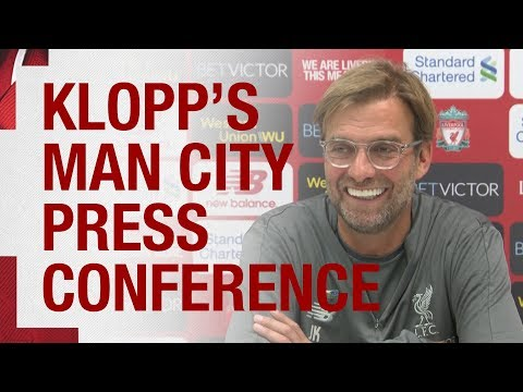 Video: Jürgen Klopp's pre-match press conference | Manchester City