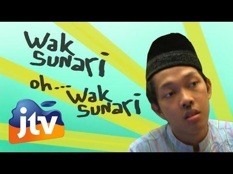 Bayu Skak JTV - Wak Sunari oh Wak Sunari