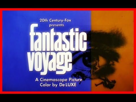 Fantastic Voyage Starring Stephen Boyd & Raquel Welch - Trailer (1966)