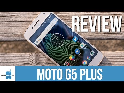 Moto G5 Plus Video Review