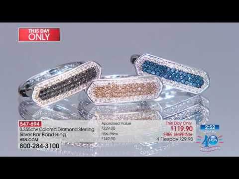 HSN | Colors of Diamonds Jewelry Celebration 07.28.2017 - 04 PM