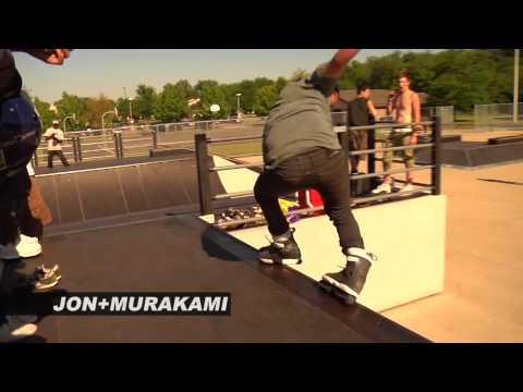 Razors News - Chicago Scene: Buffalo Grove Skatepark