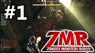 THE MASSIVE ZOMBIE NECROPEDE▐ Zombies Monsters Robots: Paranormal Ops On Minesweeper!