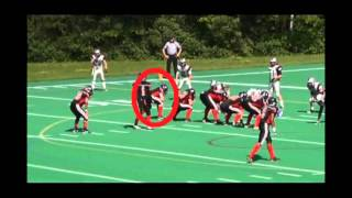 Connor Redmond (OL) - Class 2014 Highlight Video