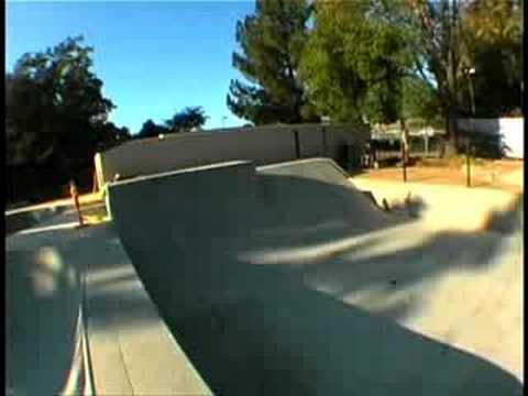 Roosevelt skatepark session