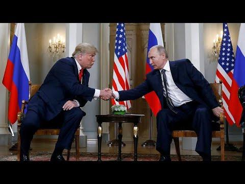 USA / Russland: Pompeo in Sotschi - Annäherung zwisch ...