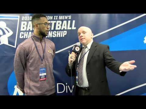 NCAA East Regional First Round - Chaz Watler