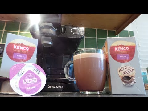 ☕ How To Use Your New #Bosch #Tassimo And Get It Ready For The Best MOCHA Coffee In The World