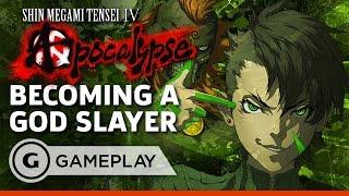 Adramelech Gameplay - Shin Megami Tensei IV: Apocalypse by GameSpot