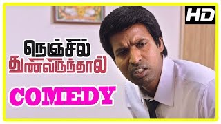 Video Latest Tamil Comedy 2017 | Soori Comedy | Nenjil Thunivirunthal Scenes | Sundeep Kishan | Mehreen MP3, 3GP, MP4, WEBM, AVI, FLV Januari 2018