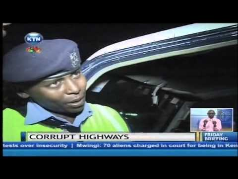 Police corruption contributes to road carnage