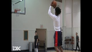 Devonte Graham 2018 Pre-Draft Workout/Pro Day and Interview by DraftExpress