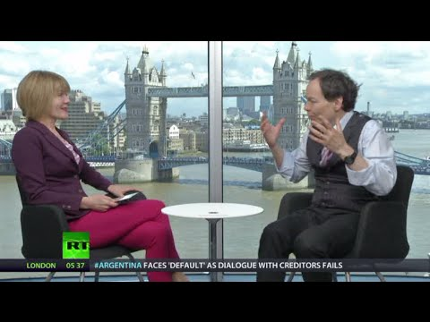"America - In this episode of the Keiser Report, Max Keiser and Stacy Herbert ask ""is the Fed fuelling bubbles?"" An opinion piece in USAToday says, 'no, this time it's different (due to zero percent..."