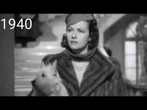 Night Train to Munich 1940 {British WWII Spy Thriller}