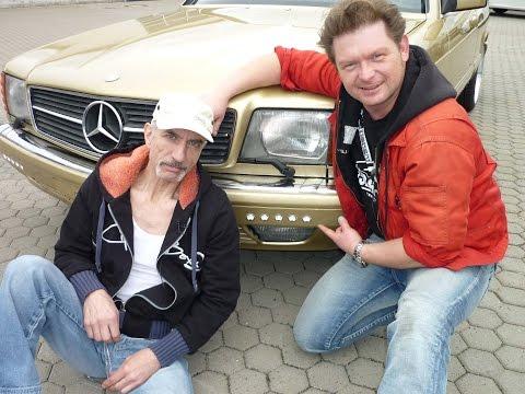 SEC - GRIP-Gebrauchtwagenexperte Det Müller sucht für den Schauspieler Ralf Richter dessen Traumwagen - einen Mercedes Benz SEC! Komplette Folgen GRIP bei RTL II N...