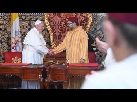 Vatikan: Papst reicht muslimischer Welt die Hand