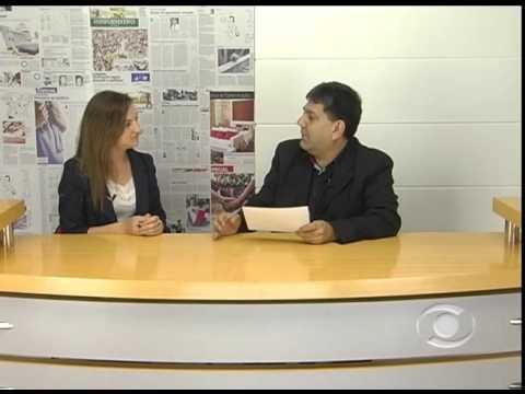 Entrevista com turismóloga Elisabete Lenhard