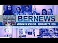 Bermuda Newsflash For Friday, February 28, 2020