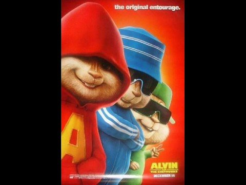 Alvin And The Chipmunks-Shai-if I Ever Fall In Love Again