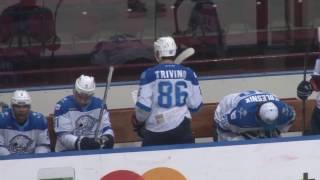 Corey Trivino backhander goal