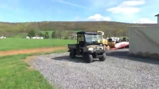 3. 2012 Kubota RTV900XT UTV Utility Vehicle 4x4 Diesel Side By Side For Sale Mark Supply Co !!!