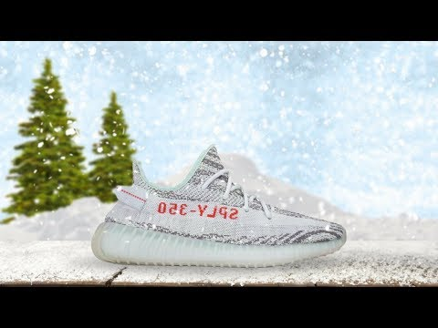 Let's Cook These Blue Tint Yeezy's... Join My 1st Ever Cookout!