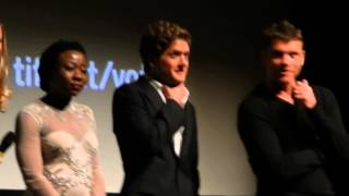 Hailee Steinfeld  Brit Marling  Sam Worthington   The Keeping Room   Toronto Film Festival 2014