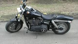 4. 2009 Harley Davidson Fat Bob Custom FXDF