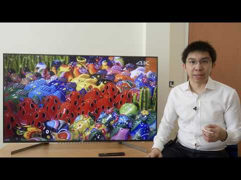 Sony XG95 (X950G) TV Review