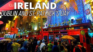 Sights To See - Ireland: Part 1 [Dublin and St. Patrick's Day | Travel Video]