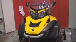 1. BRP Ski-Doo Skandic WT ROTAX 600 ACE REV-XU Exterior and Interior
