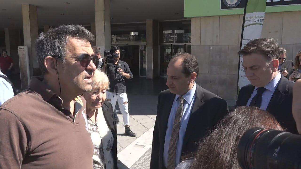 Φωτογραφική έκθεση  αφιερωμένη στον Γρ. Λαμπράκη στον σταθμό Ευκλείδη του μετρό Θεσσαλονίκης