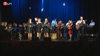 Vánoční koncert kapely S-band a Moravských muzikantů