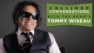 Video Tommy Wiseau Plays Football With The Collider Crew And Chats The Disaster Artist MP3, 3GP, MP4, WEBM, AVI, FLV Desember 2018