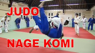 Nage Komi from the Budokwai Judo Training Sessions with the respected Judoka Darcel Yandzi. Also features Peter Blewett, Dave Forbon, Winston Gordon, Tom Dav...