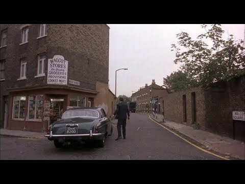 The Krays (1990) Location - Walcot Stores, Walcot Square, London