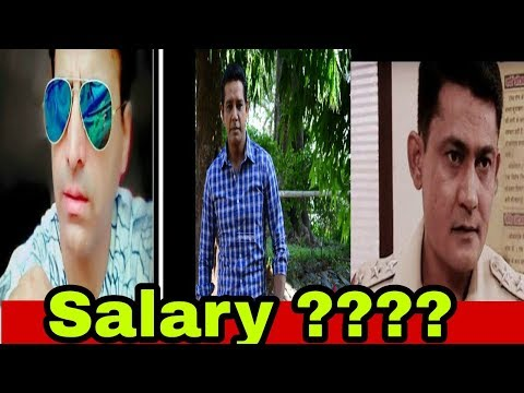 Per Episode Salary Of Crime Petrol Actors In 2018 | You Dont Belive