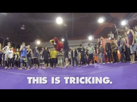 tricking - Tricking at the JAM Winter Gathering through the eyes of Peter Rulon-Miller. Thanks to Pete for the amazing edit, and thanks to everyone that came out and pa...