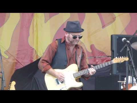 Marcia Ball at New Orleans Jazz Fest 2015 05-02-2015 PLAY WITH MY POODLE