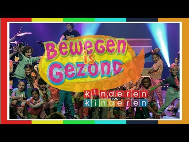 Cover image of video: Bewegen is gezond