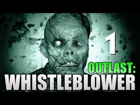 Outlast: Whistleblower #1 (Что же было?)