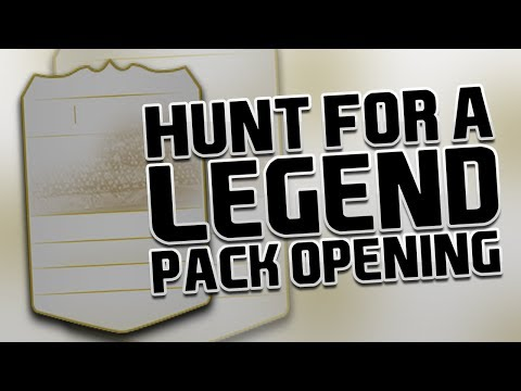 FIFA 14   Legend Cards   Pack Opening Highlights