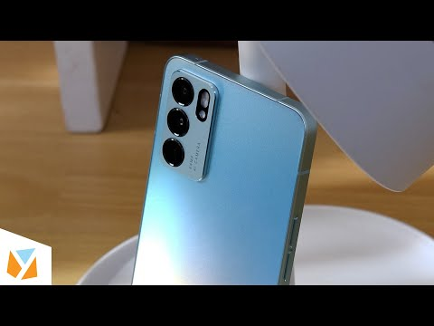 OPPO Reno6 5G Unboxing and Hands-on