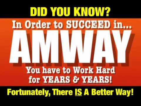 "Amway Business Plan | Must Know Info About the ""Amway Business Plan!"""