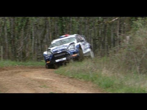 Rallye terre des Causses 2015 - [HD]