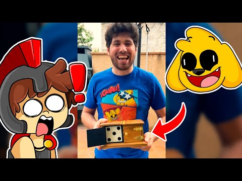 TROLLEO a INVICTOR con MAGIA ✨😂 (se queda loco!!)   Mikecrack #Shorts