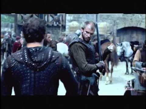 Vikings - Season 3 - New Promos - Floki & Rollo