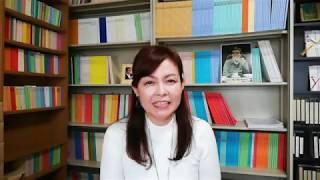 井上麻矢様(こまつ座代表)からのメッセージ動画サムネイル