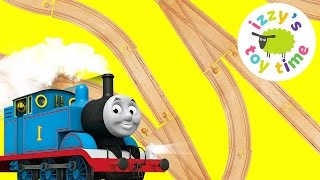 Thomas and Friends Wooden Railway Play Table | New Toy Trains and Minis | Toy Trains for Kids!