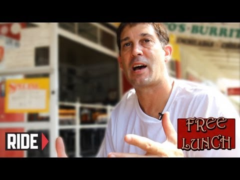 Ricky Oyola Picks The Wrong Fight And Skates Fast On Free Lunch